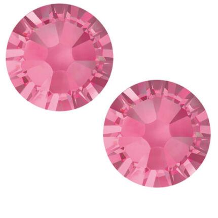 2058 Swarovski Xilion Rose Hotfix vasalható kristály, SS10 (2,8 mm) - Rose