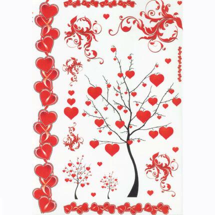 Rizspapír - szerelemfa