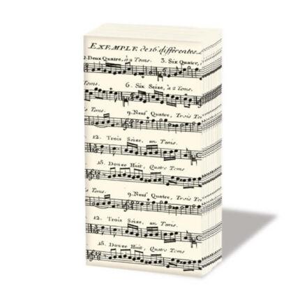 Papírzsebkendő csomag - Adagio