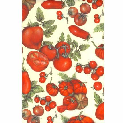 Tassotti decoupage papír - zöldség