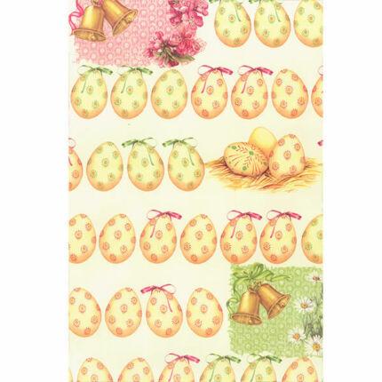 Tassotti decoupage papír - hímes tojás