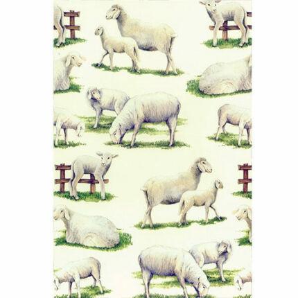 Tassotti decoupage papír - bárányok