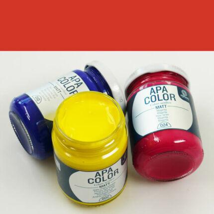 APA Color akrilfesték, 150 ml - 06, carmine red