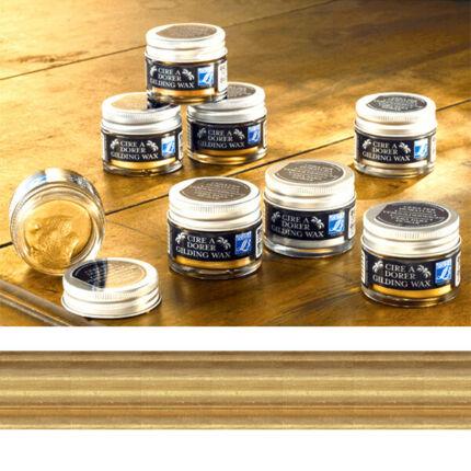 Gilding Wax aranyozó viasz, 30 ml - klasszikus arany