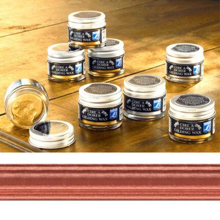 Gilding Wax aranyozó viasz, 30 ml - vörösréz
