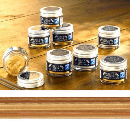 Gilding Wax aranyozó viasz, 30 ml - antik arany