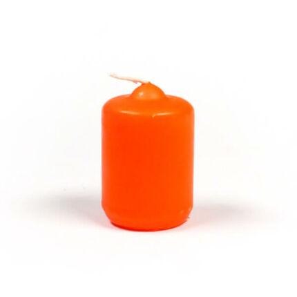 Adventi gyertya - narancs