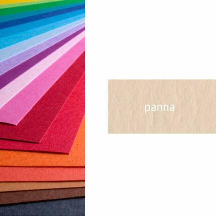 Fabriano Colore színes művészkarton, 200 g, 50x70 cm - 21 panna