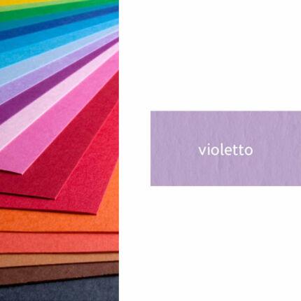 Fabriano Colore színes művészkarton, 200 g, 50x70 cm - 44 violetta