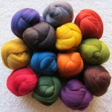 Mesegyapjú - különféle színekben