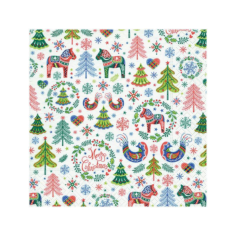 Szalvéta csomagban - Karácsonyi meghittség