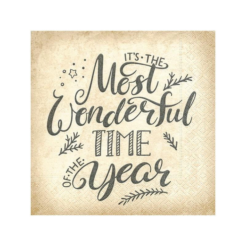 Szalvéta csomagban - Ez az év legcsodálatosabb ideje