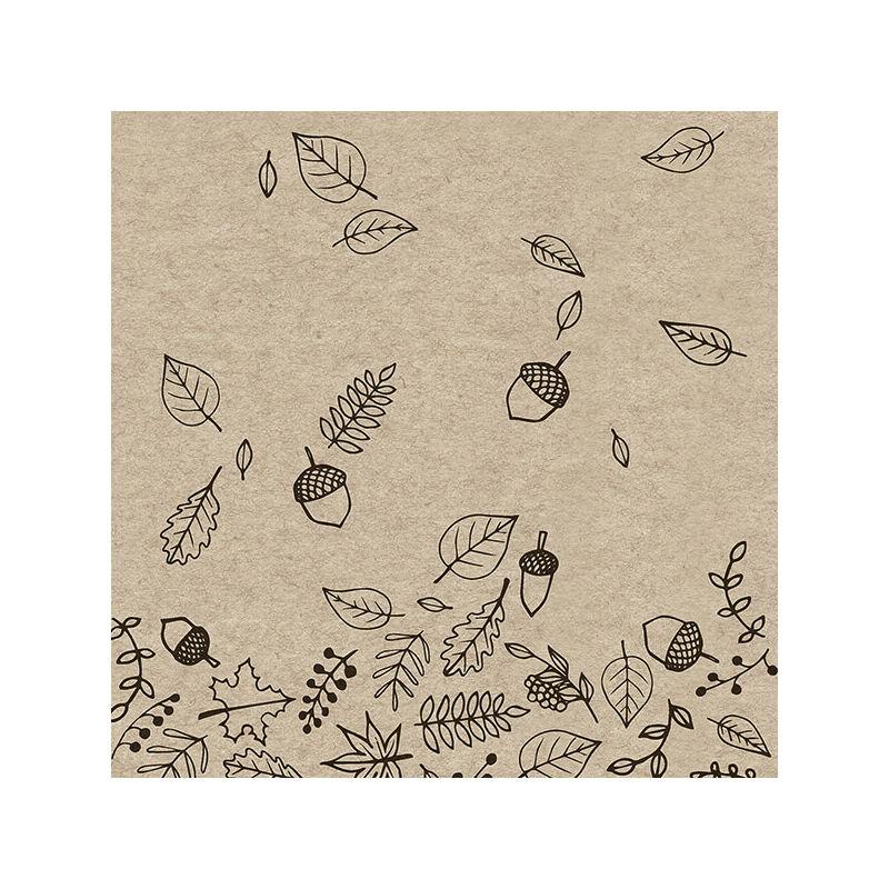 Szalvéta csomagban - Natural ősz