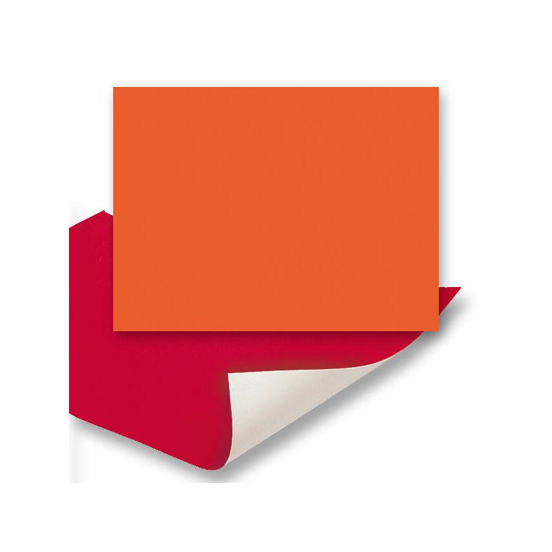Plakát karton, 24x34 cm - narancs