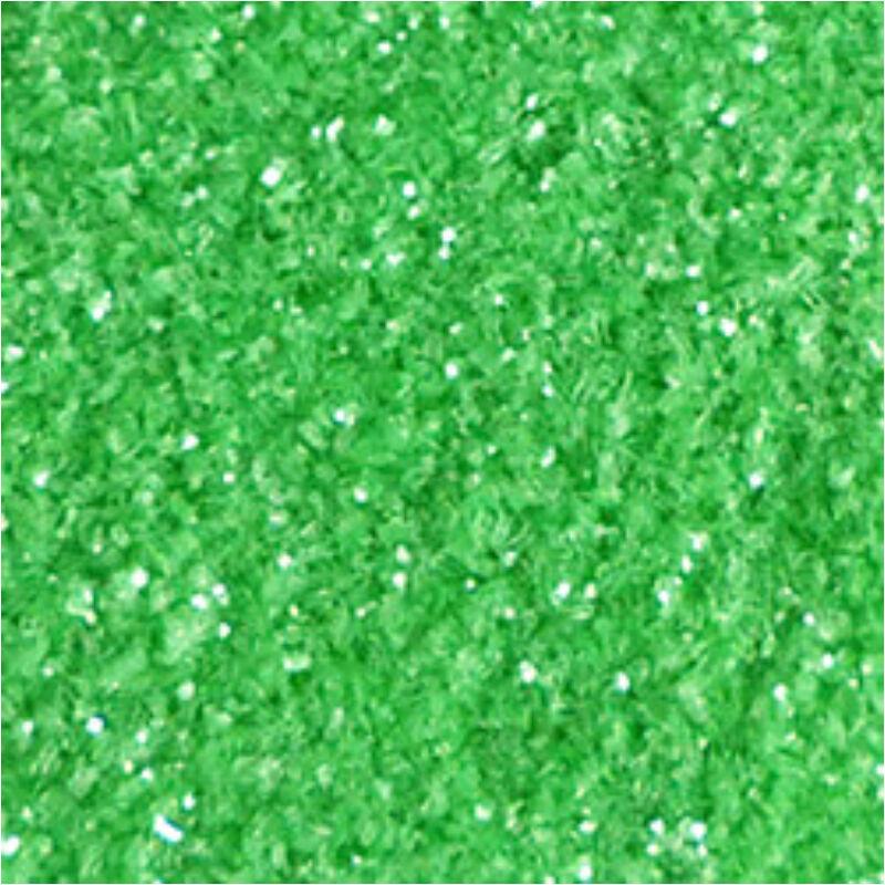 Csillámpor 5 g - világoszöld HM szín