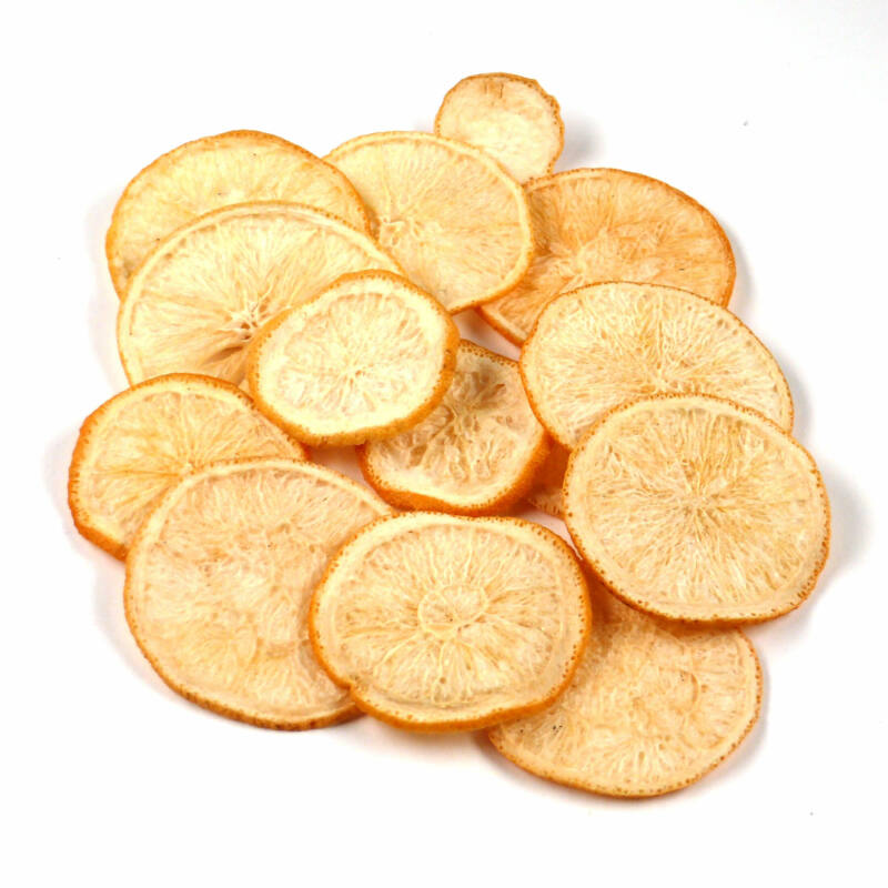 Száraztermés - Narancskarikák