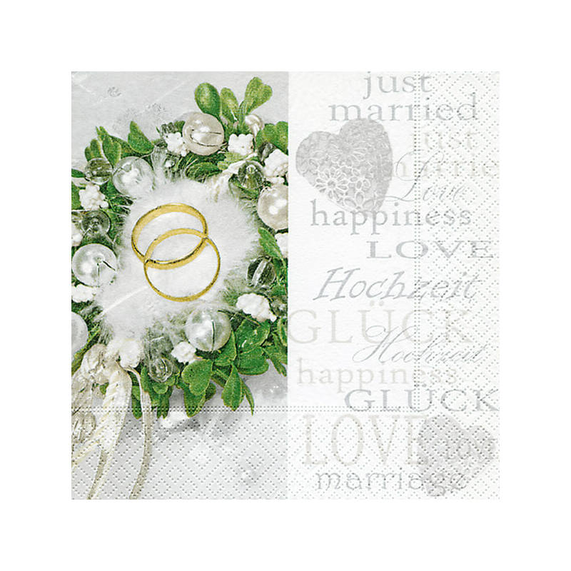 Szalvéta csomagban - Boldogság, szerelem
