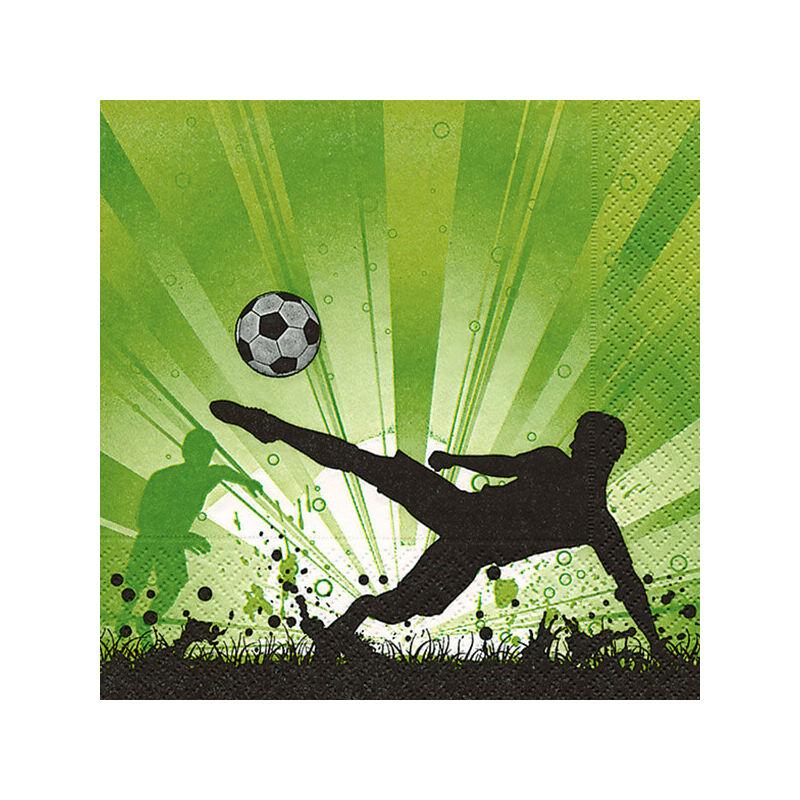 Szalvéta csomagban - Futball mánia
