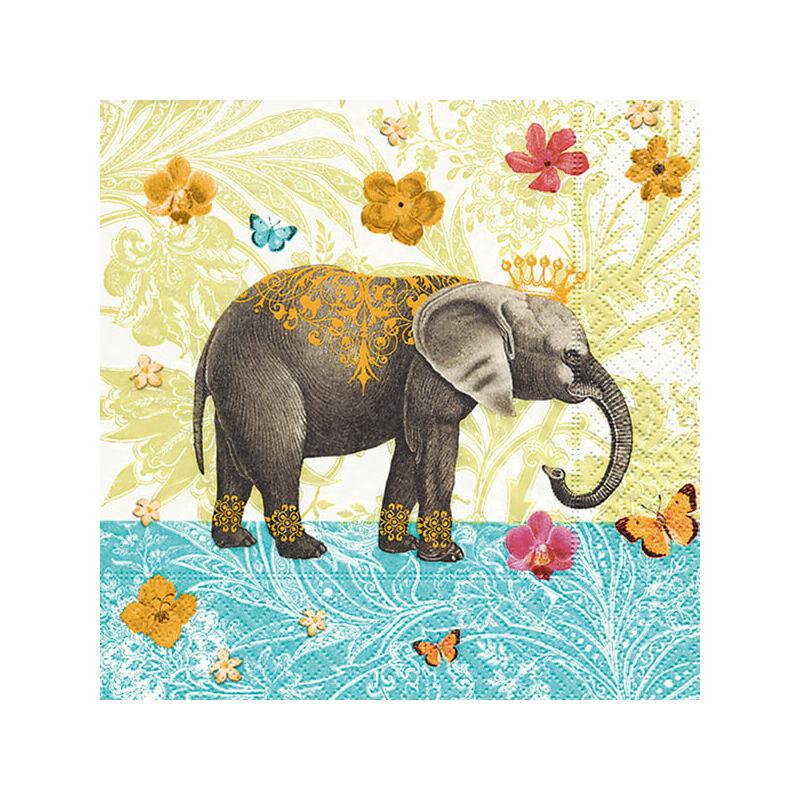Szalvéta csomagban - Elefántkert