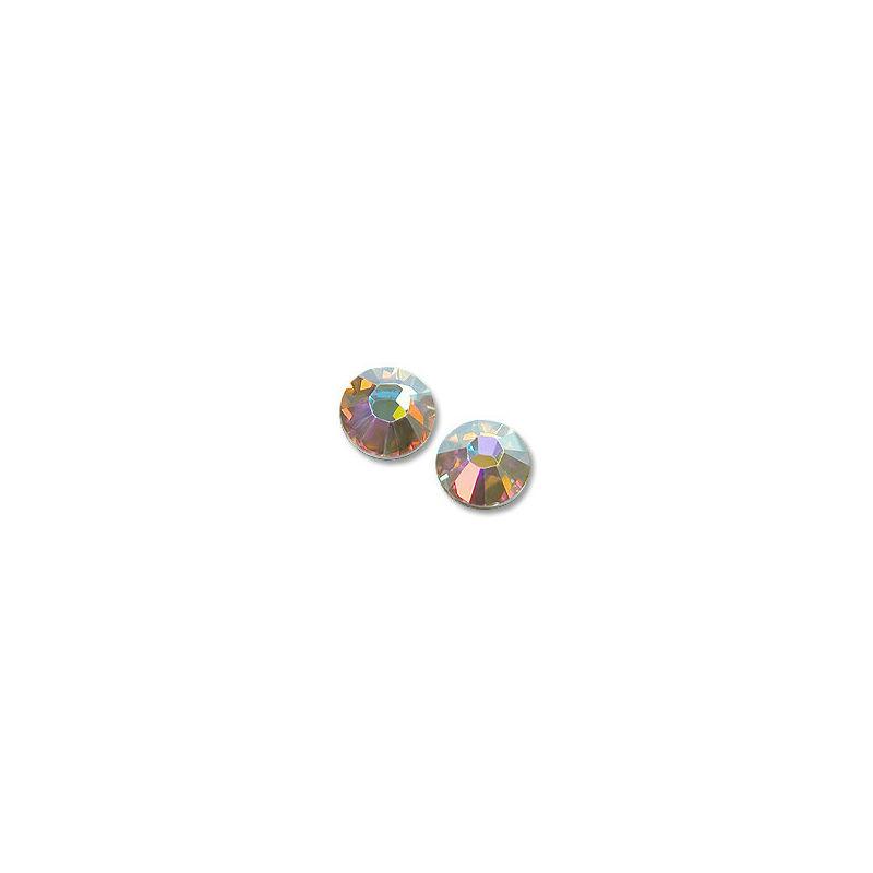 2078 Swarovski Xilion Rose Hotfix vasalható kristály, SS20 (4,7 mm) - Crystal AB