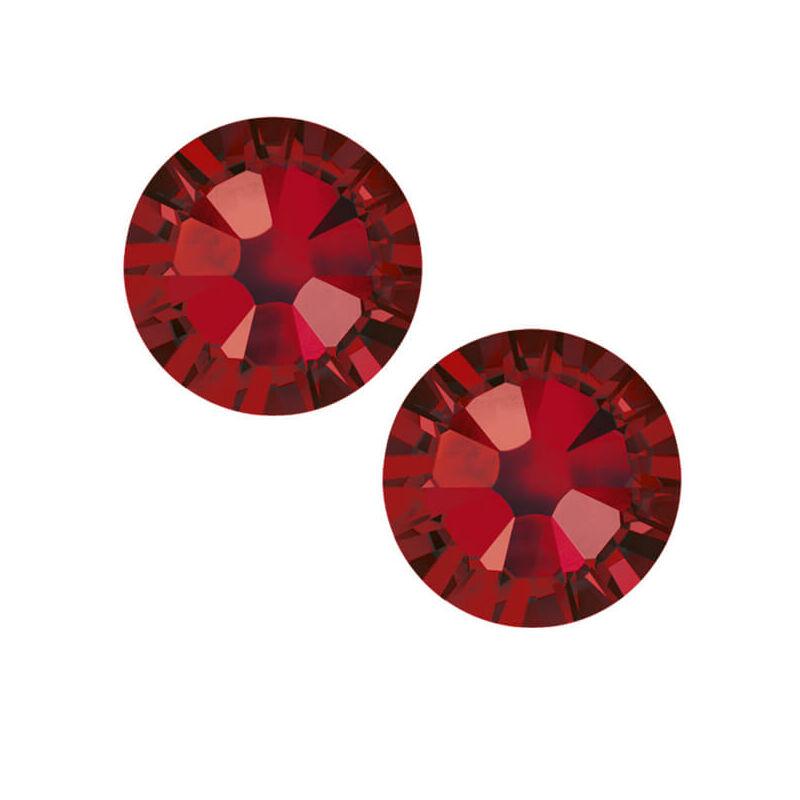 2038 Swarovski Xilion Rose Hotfix vasalható kristály, SS10 (2,8 mm) - Light Siam