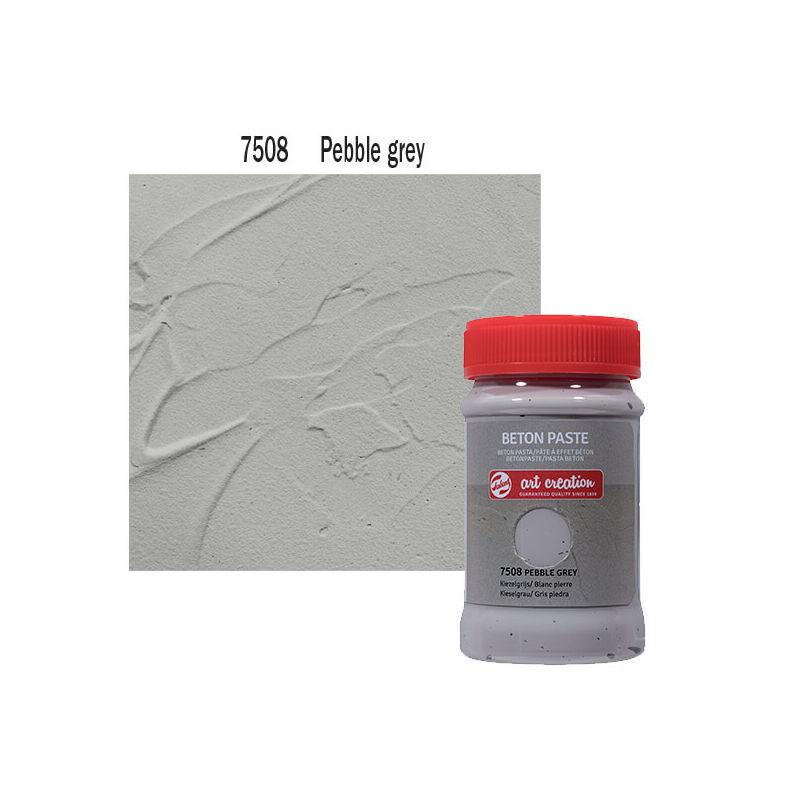 Betonpaszta, Art Creation, 100 ml - 7508 Pebble grey