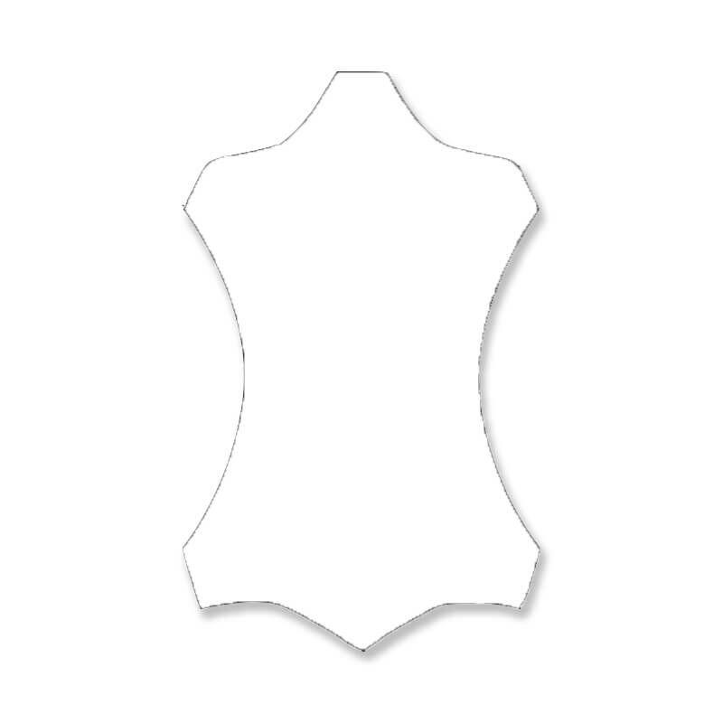 Colombus bőrfesték - 50 ml - fehér