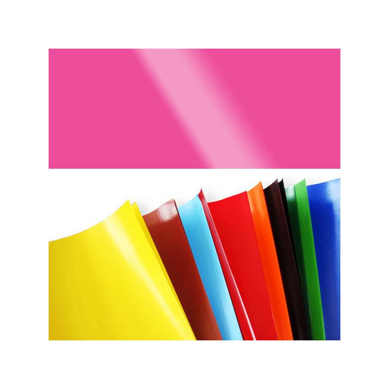Fényes papír, 80 g, 35x43 cm - pink