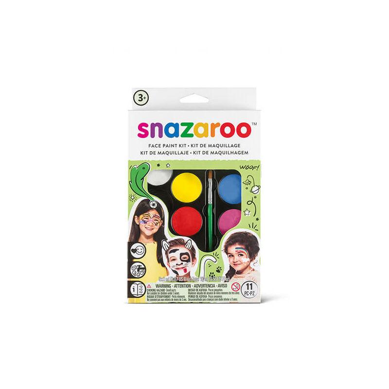 Snazaroo arcfesték készlet - unisex