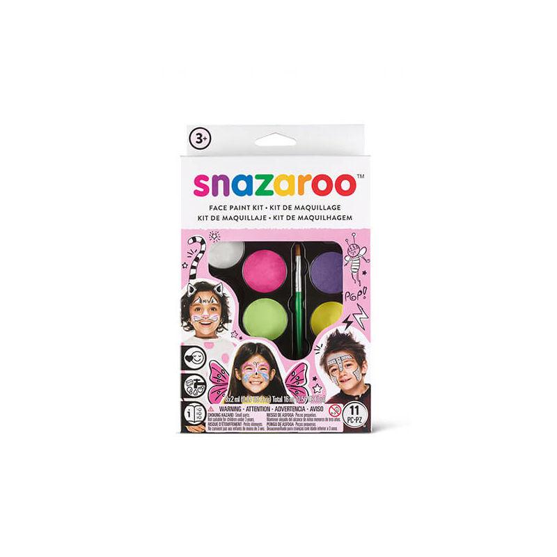 Snazaroo arcfesték készlet - lányoknak