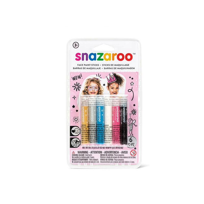 Snazaroo arcfestő kréta - lányoknak