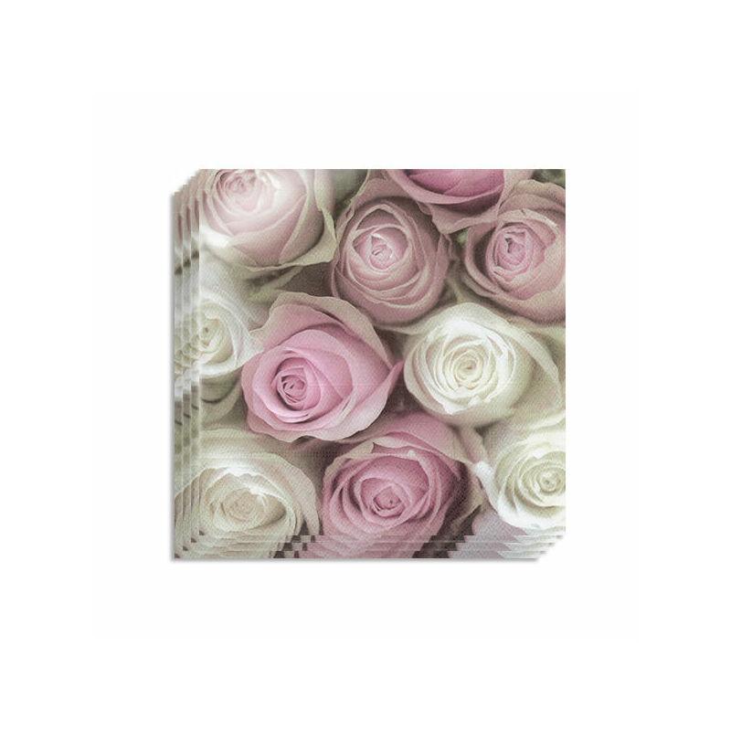 Szalvéta csomag, Sagen - Rózsák vegyesen