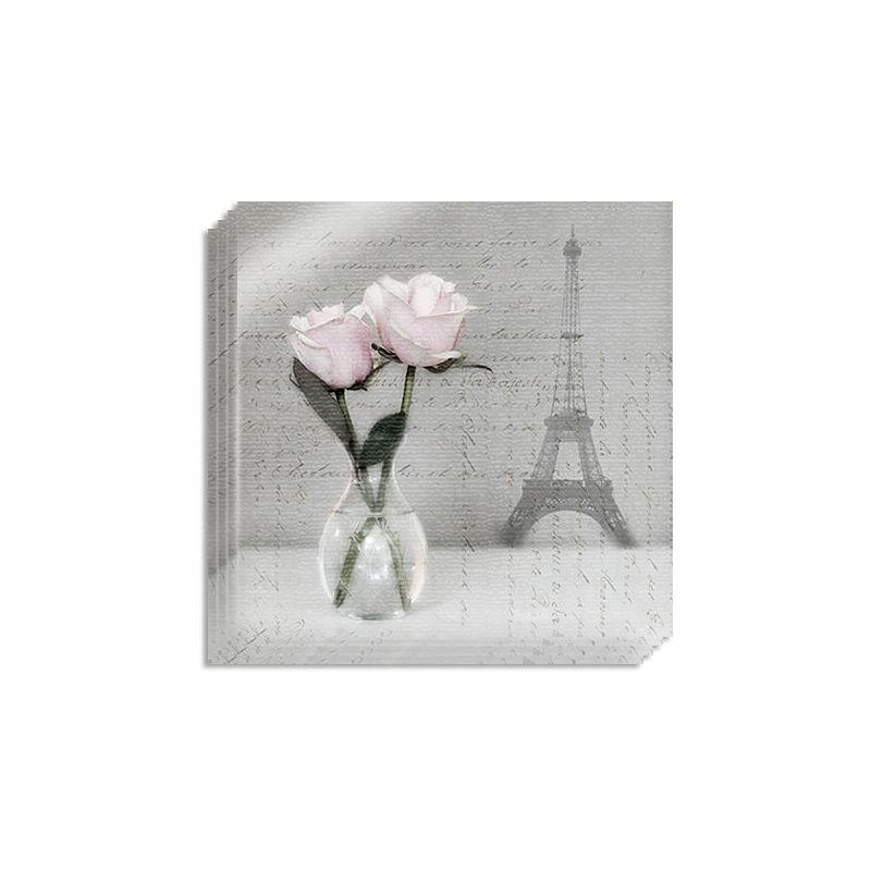 Szalvéta csomag, Sagen - Párizsi romantika