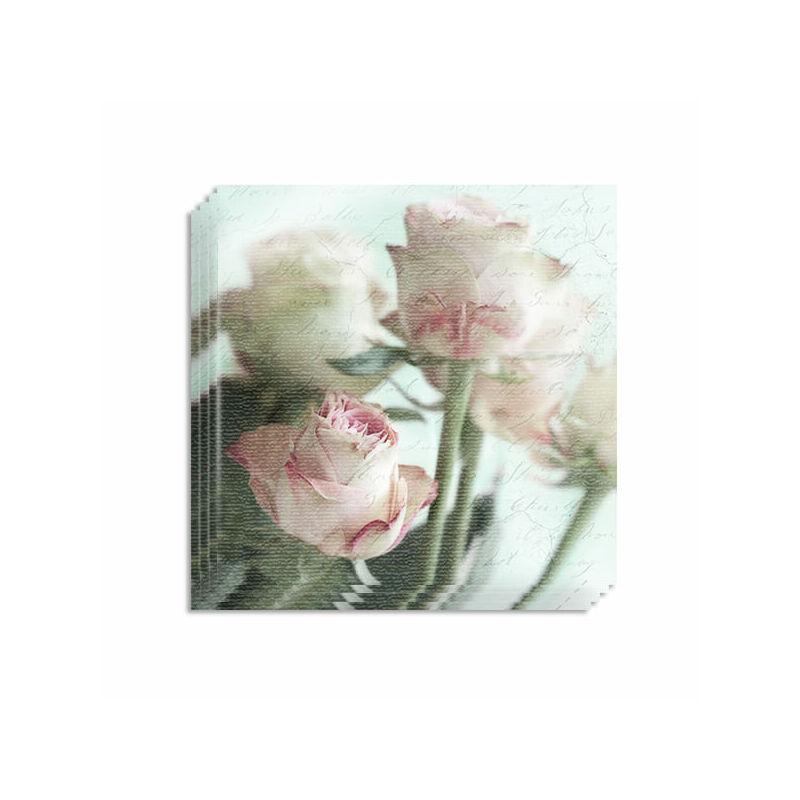 Szalvéta csomag, Sagen - Rózsaszálak