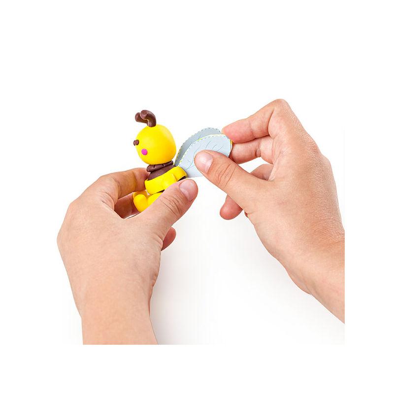 FIMO Kids süthető gyurma készlet, Form & Play - 4x42 g - méhek fázis