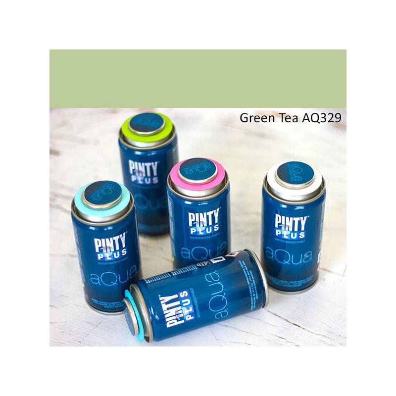 Pinty Plus Aqua 329 green tea