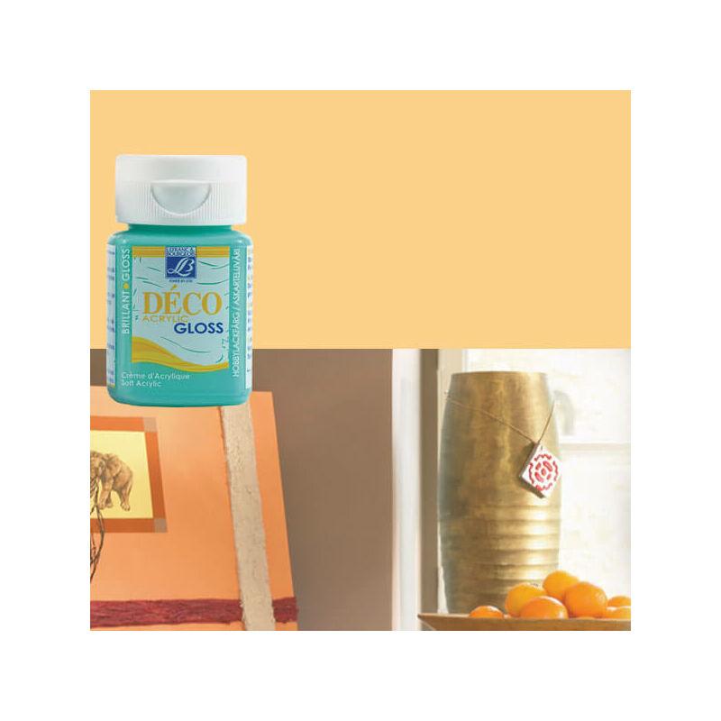 Deco Gloss fényes akrilfesték, 50 ml - corn