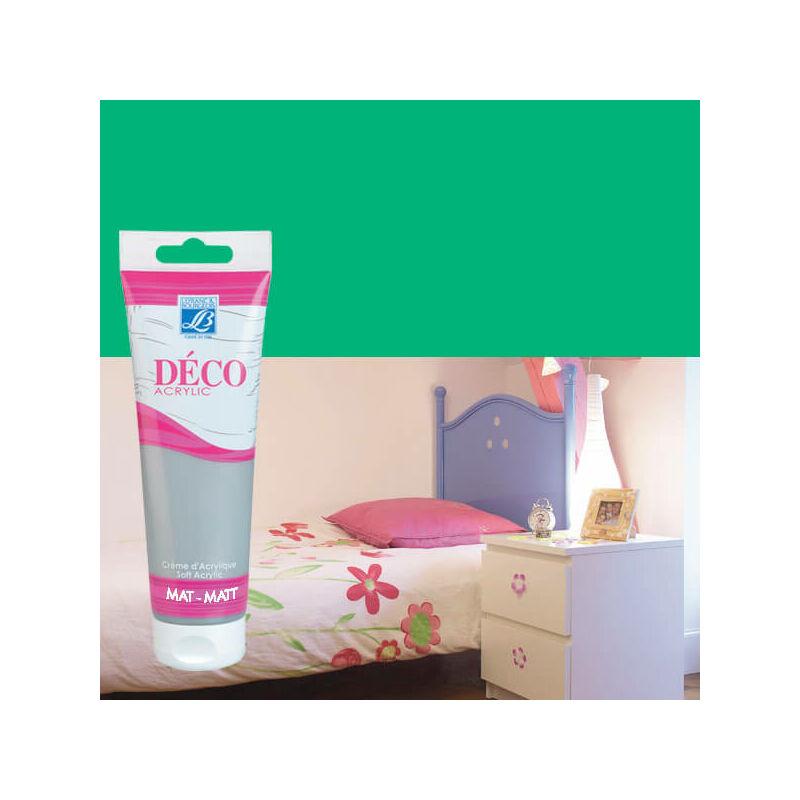 Home Deco matt akrilfesték, 120 ml - chlorophyll green