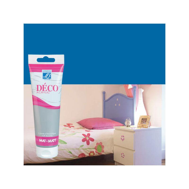 Home Deco matt akrilfesték, 120 ml - night blue