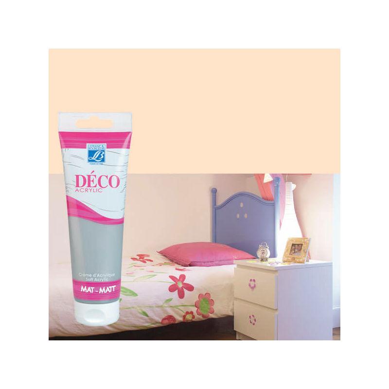 Home Deco matt akrilfesték, 120 ml - powder pink