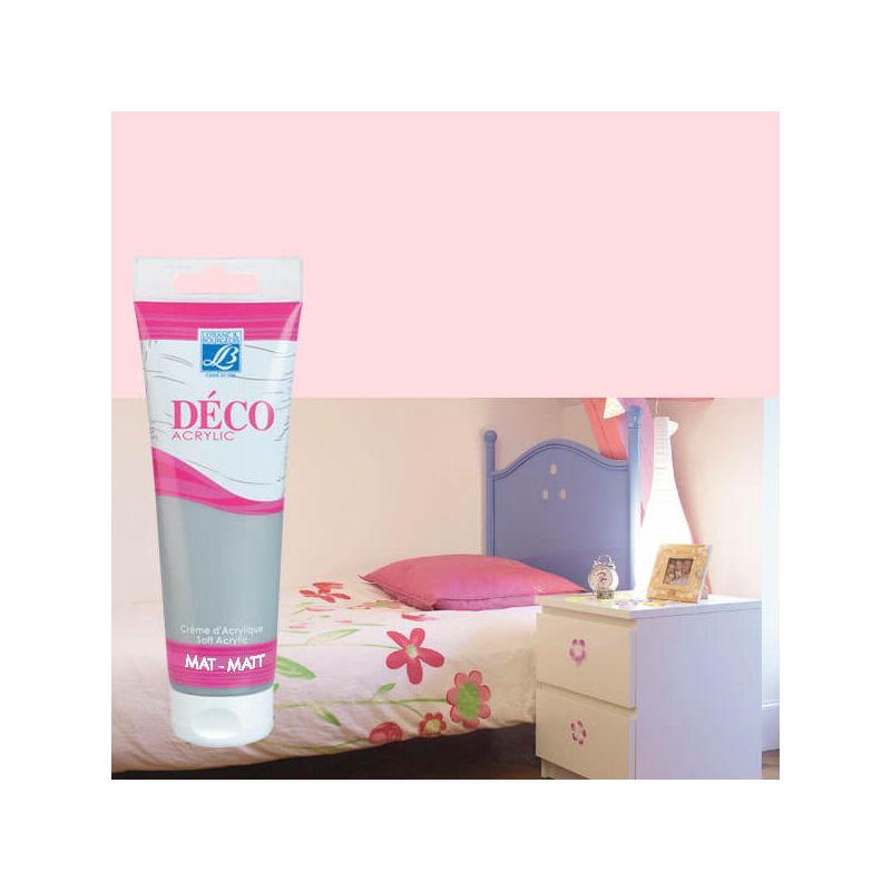 Home Deco matt akrilfesték, 120 ml - wedding pink