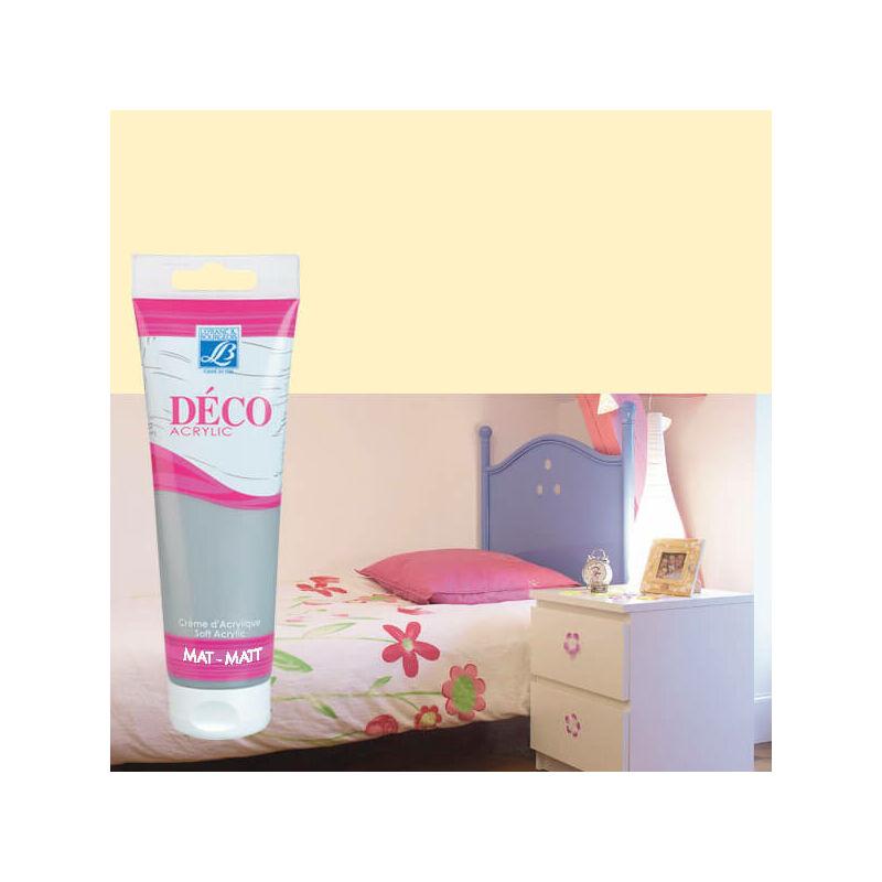 Home Deco matt akrilfesték, 120 ml - white sand