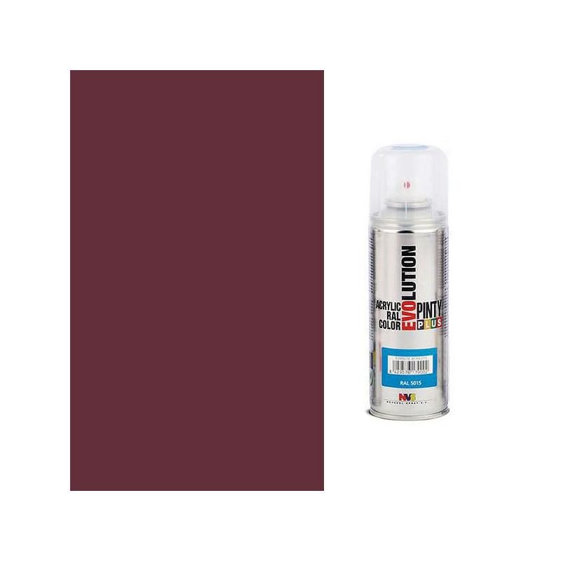 Akrilfesték spray, EVOLUTION fényes, 200 ml - 3005 borvörös