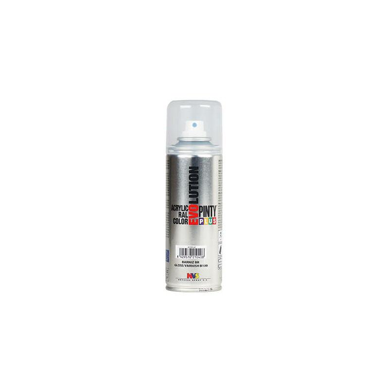 Akrillakkspray, EVOLUTION, 200 ml - selyemfényű