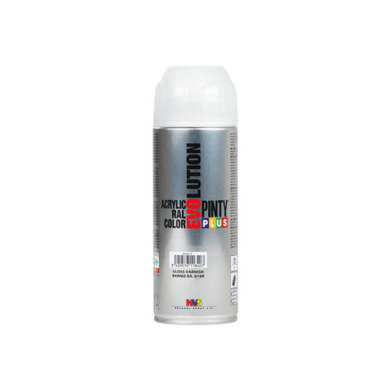 Akrillakkspray, EVOLUTION, 400 ml - matt