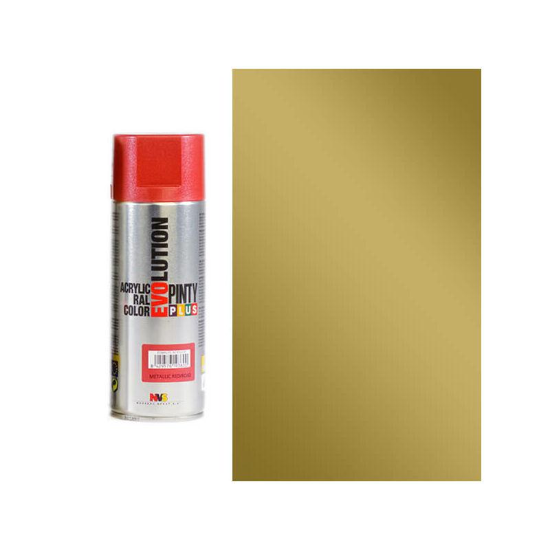 Akrilfesték spray, EVOLUTION metál, 400 ml - M192 arany