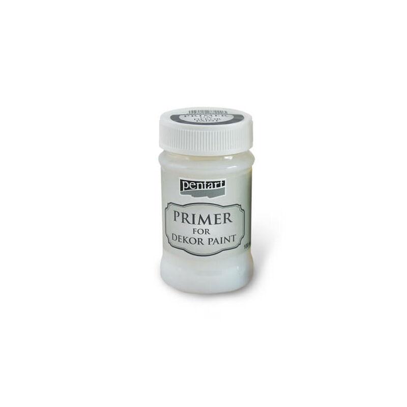 Pentart Dekor Paint alapozó, 100 ml