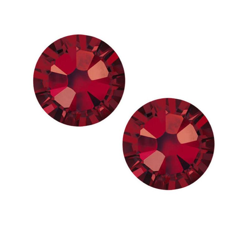2058 Swarovski Xilion Rose ragasztható kristály, SS12 (3,1 mm) - Siam