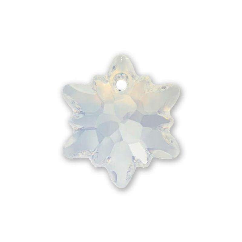 6748 Swarovski Havasi gyopár függő, 18mm - White Opal