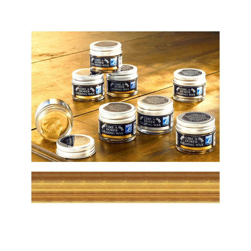 Gilding Wax aranyozó viasz, 30 ml - firenzei arany